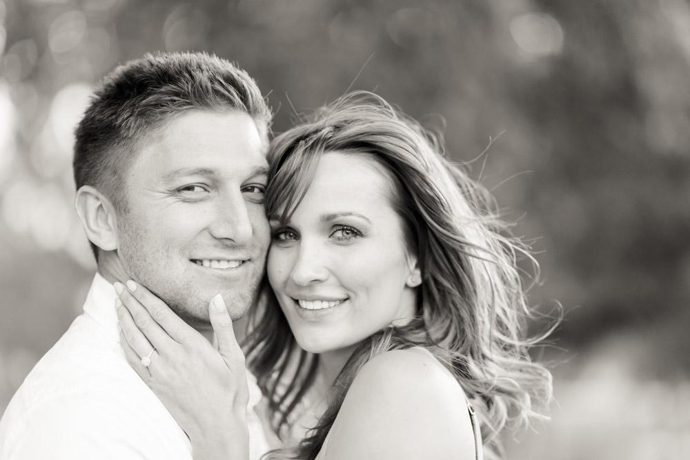 Las Vegas Park Engagement Session | Kristen Marie Weddings + Portraits, Las Vegas Engagement Photographer