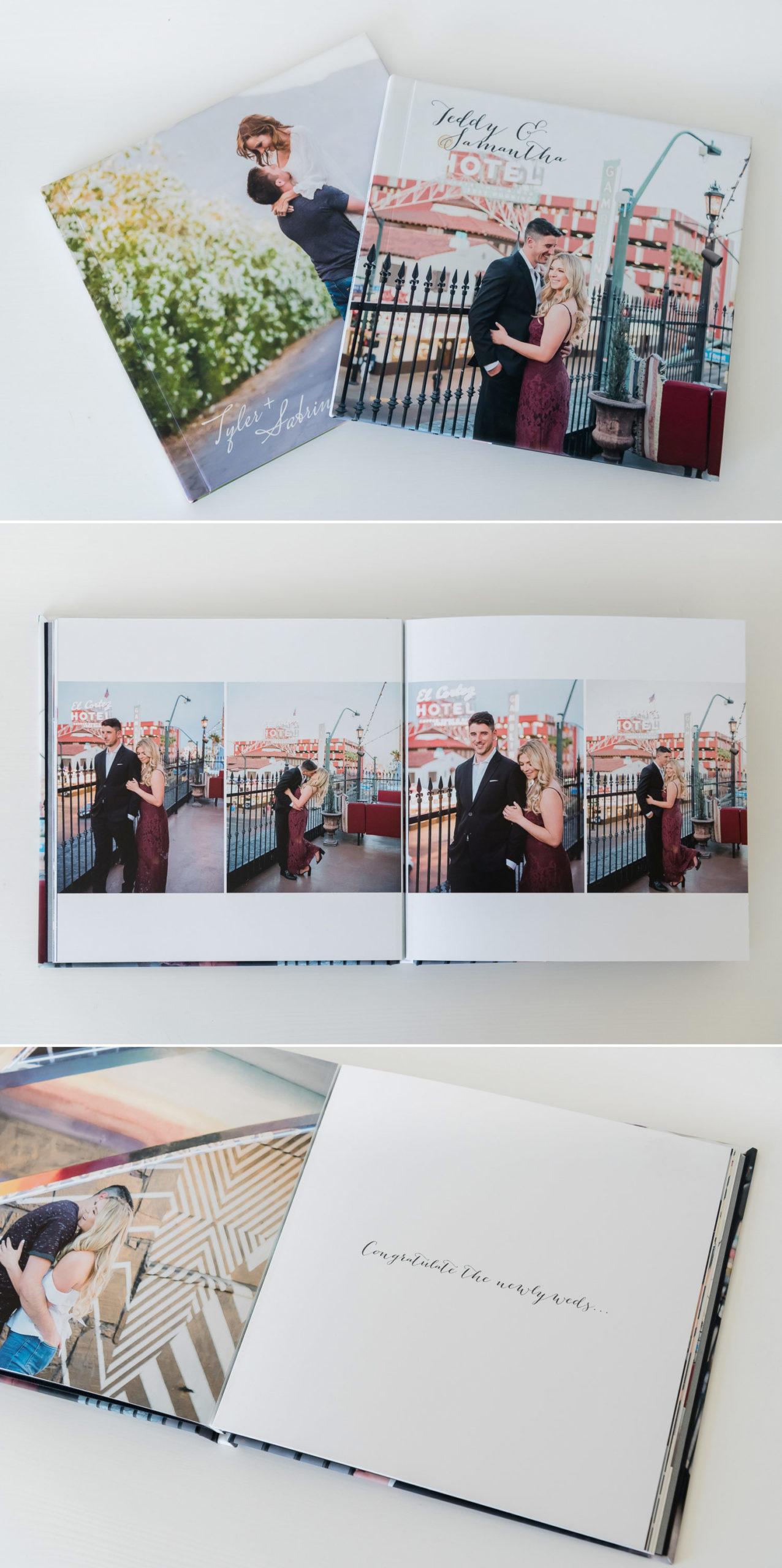 Kristen Marie Weddings + Portraits - Wedding Albums
