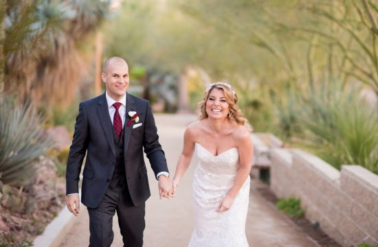 Springs Preserve Wedding | Kristen Marie Weddings + Portraits, Las Vegas wedding photographer
