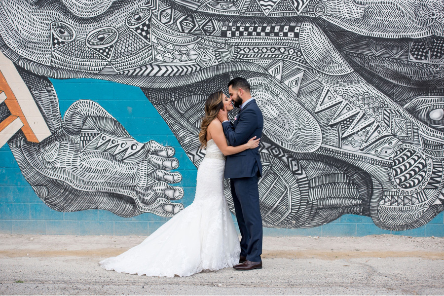 Downtown Las Vegas Wedding | Kristen Marie Weddings + Portraits, Las Vegas wedding photographer