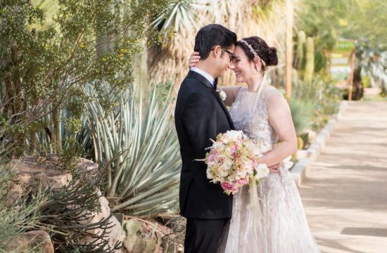 Springs Preserve Wedding | Kristen Marie Weddings + Portraits, Las Vegas wedding photographer