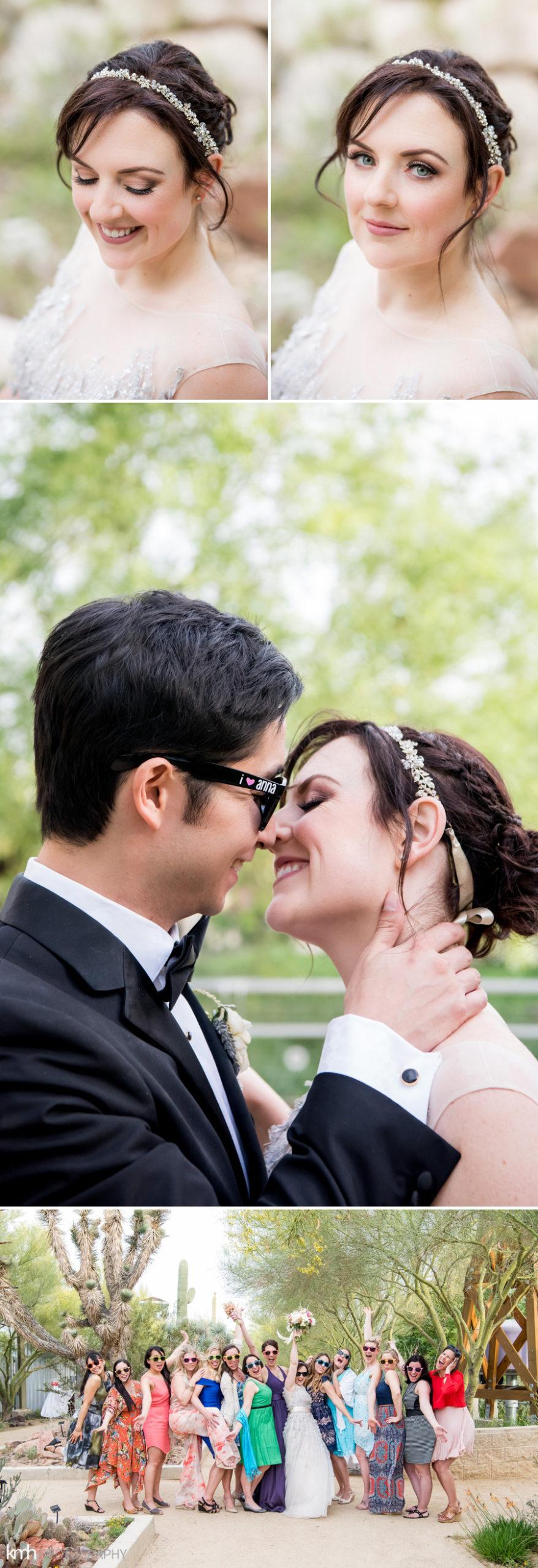 Springs Preserve Las Vegas Wedding | KMH Photography