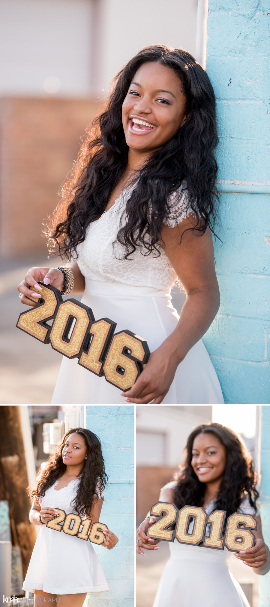Las Vegas High School Senior Portraits | Downtown Las Vegas | KMH Photography