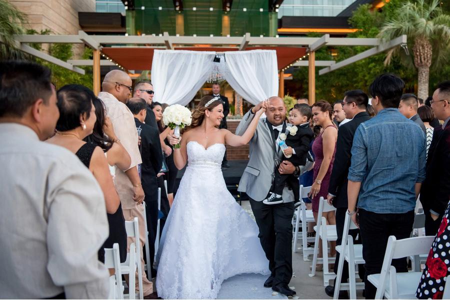 M Resort Wedding | Kristen Marie Weddings + Portraits, Las Vegas wedding photographer