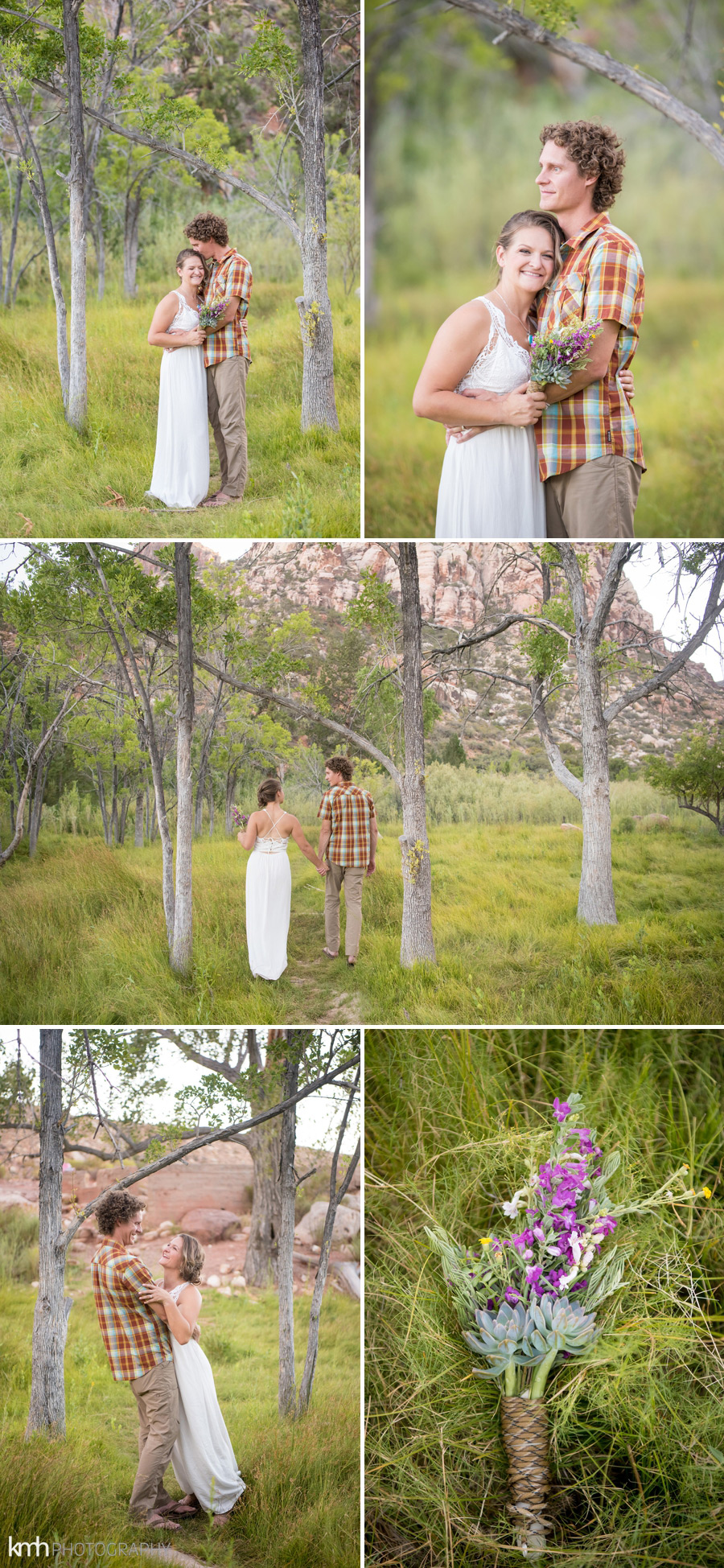 Wedding Photography Las Vegas Nevada: Nevada Desert Elopement