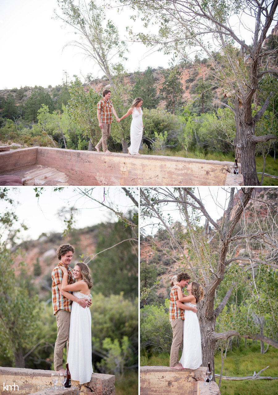 Nevada Desert Elopement   KMH Photography, Las Vegas Wedding Photographer
