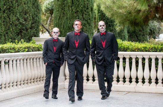 Day of the Dead Wedding | Kristen Marie Weddings + Portraits, Las Vegas wedding photographer
