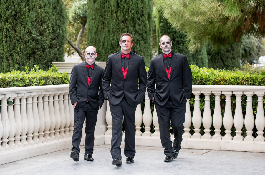Day of the Dead Wedding   Kristen Marie Weddings + Portraits, Las Vegas wedding photographer