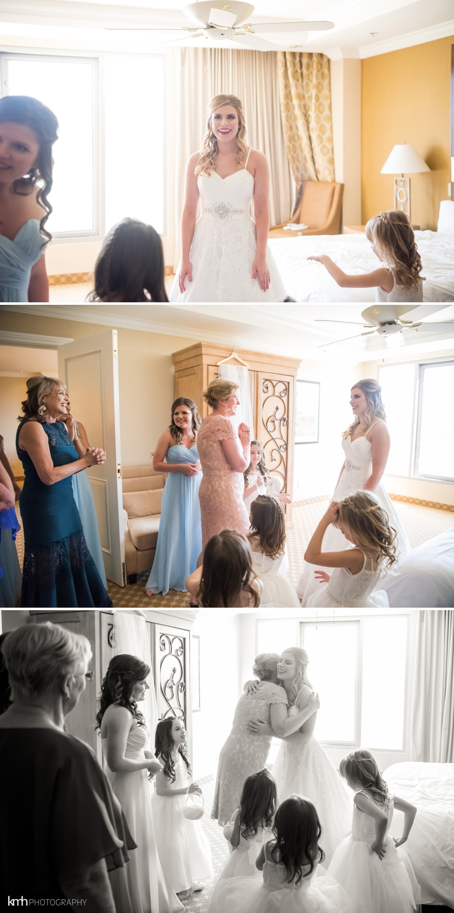 Siena Golf Club Wedding | KMH Photography | Las Vegas Wedding Photographer