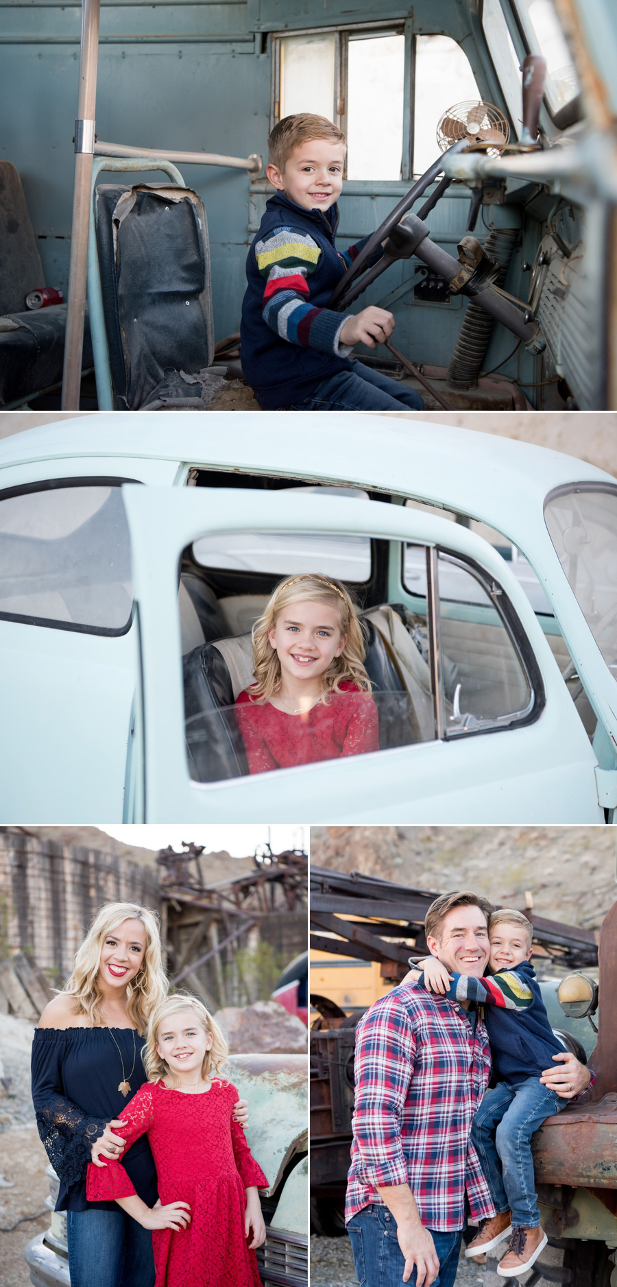 Nelson Eldorado Canyon Family Photoshoot | KMH Photography, Las Vegas Family Photographer