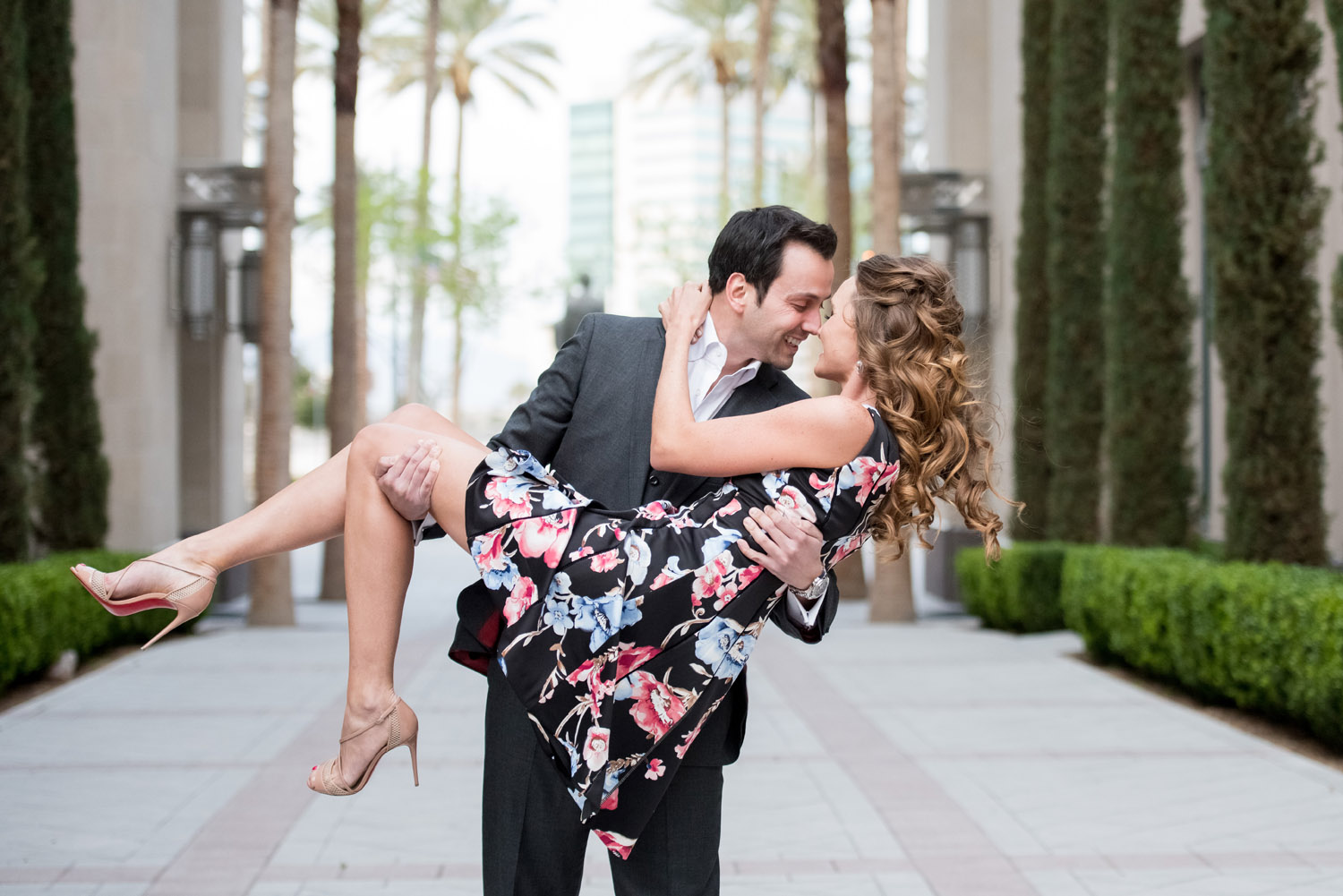 Engagement Session | Kristen Marie Weddings + Portraits, Las Vegas wedding photographer