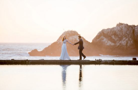 Sutro Baths Engagement Session | Kristen Marie Weddings + Portraits, Las Vegas wedding photographer