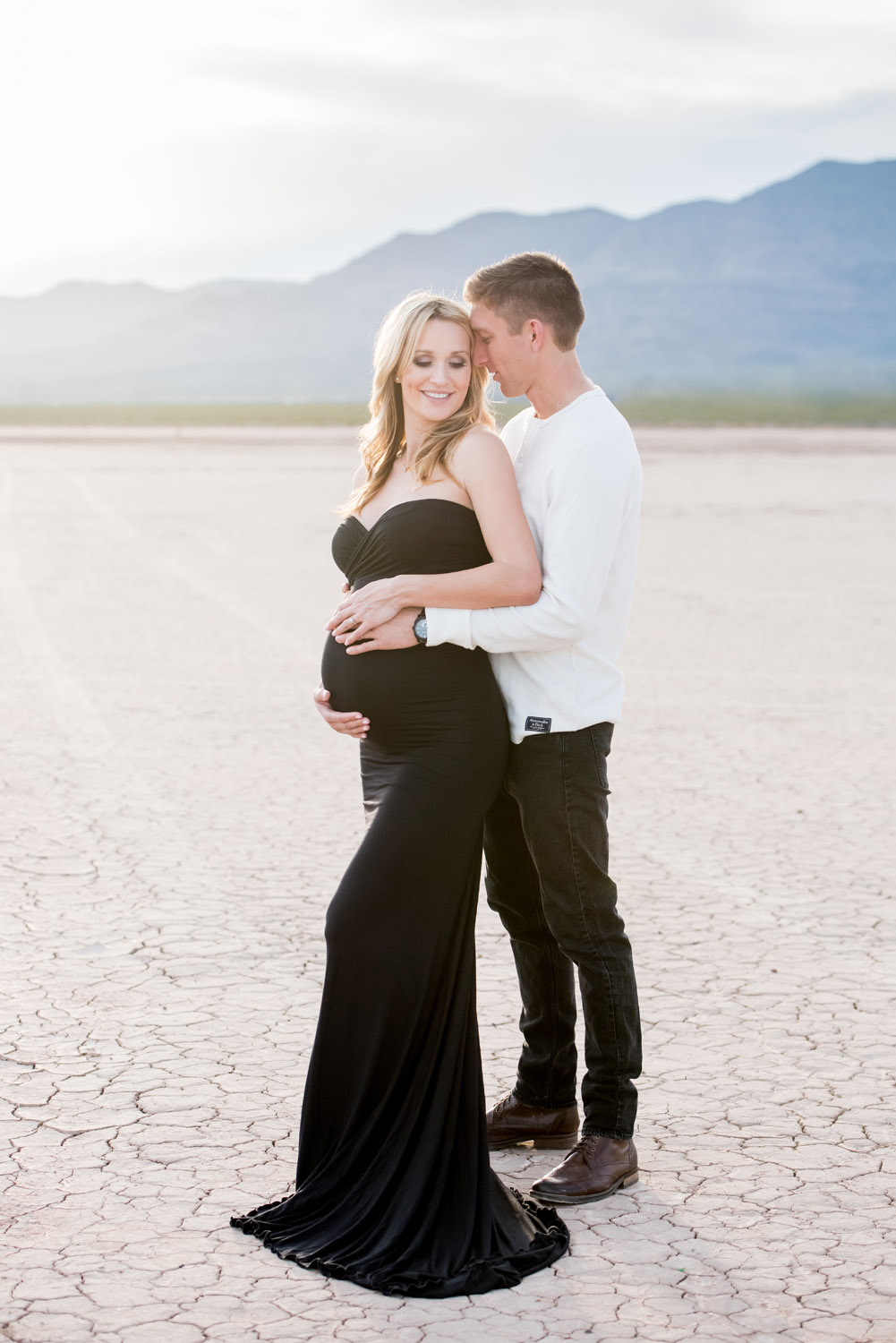 Maternity + Newborn Portrait Sessions | Kristen Marie Weddings + Portraits, Las Vegas family photographer