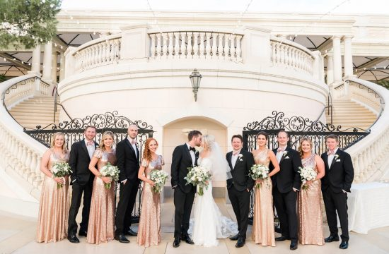 Bellagio Las Vegas Wedding | Kristen Marie Weddings + Portraits, Las Vegas wedding photographer
