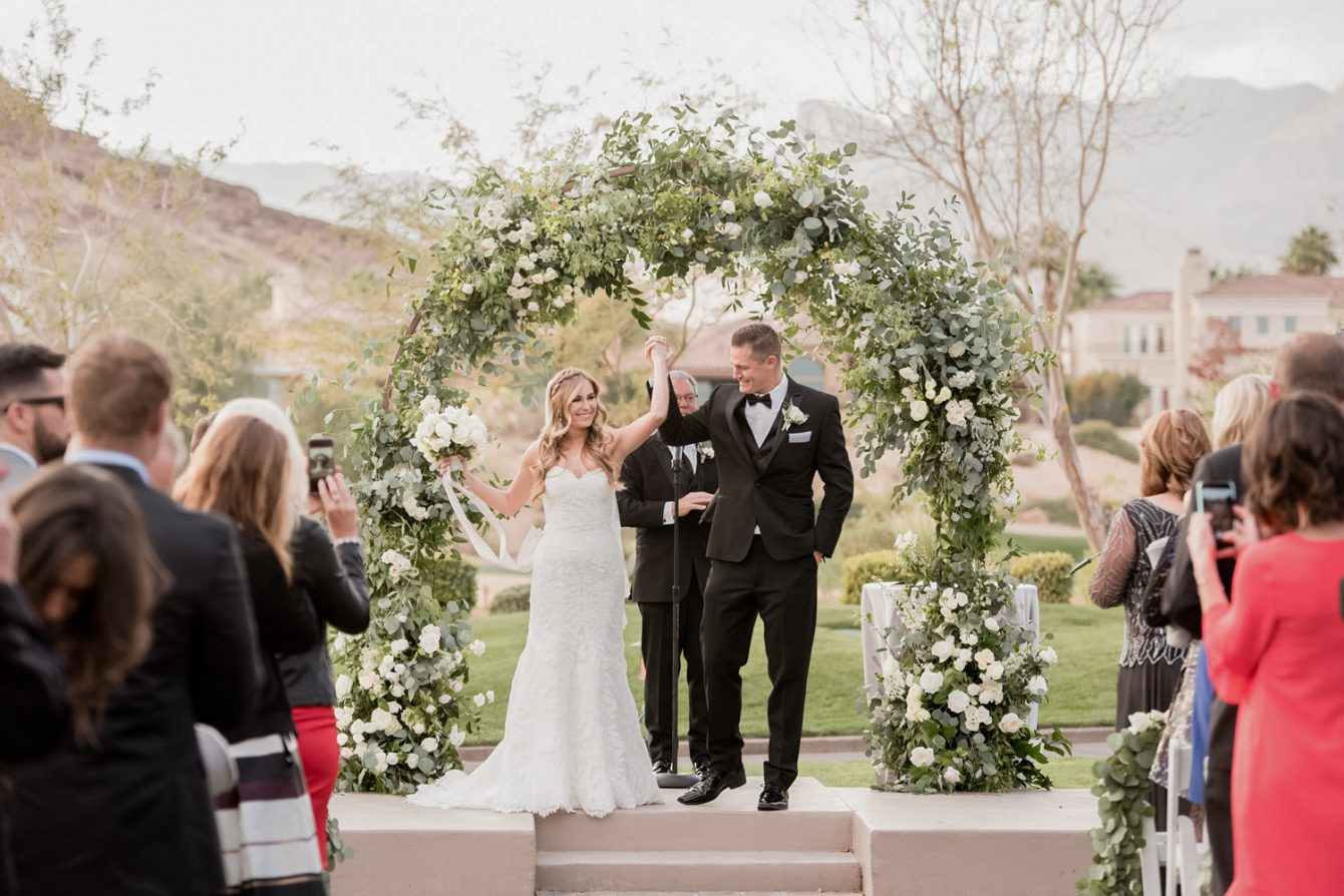 Red Rock Country Club Wedding | Kristen Marie Weddings + Portraits, Las Vegas wedding photographer