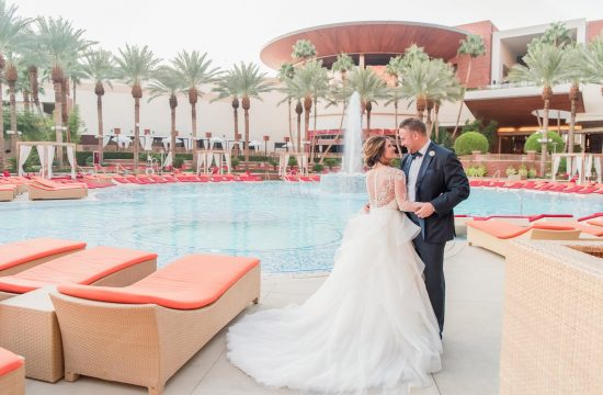 Red Rock Resort Las Vegas Wedding | Kristen Marie Weddings + Portraits, Las Vegas wedding photographer