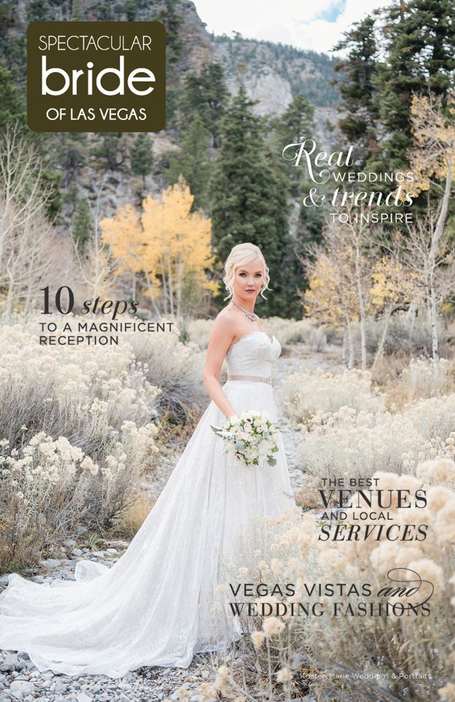 Kristen Marie Weddings + Portraits | Mt. Charleston Bridal Spectacular Fashion Shoot