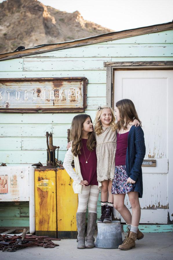 Las Vegas Family Photography | Kristen Marie Weddings + Portraits