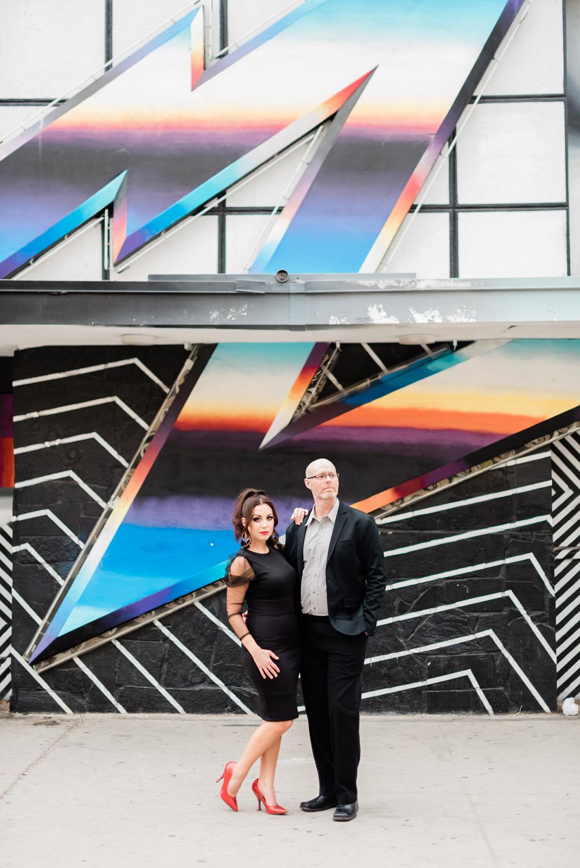 Downtown Las Vegas Photos | East Fremont Photos | Kristen Marie Weddings + Portraits