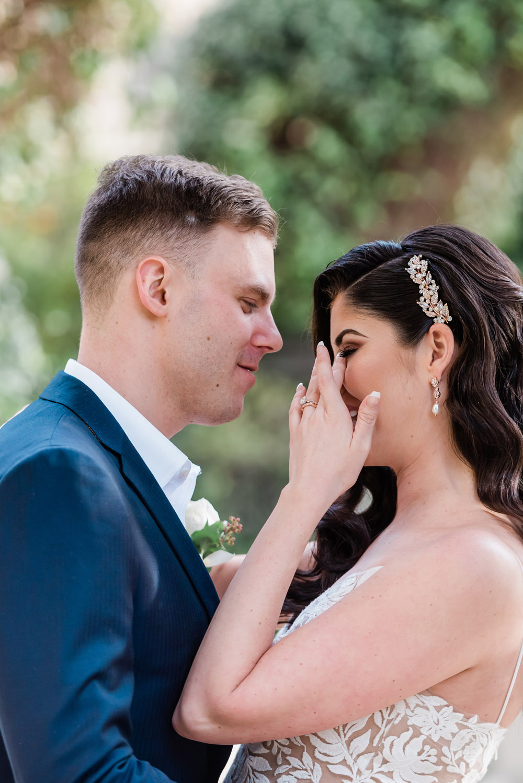 Bellagio Las Vegas Wedding | Kristen Marie Weddings + Portraits | Las Vegas Wedding Photographer