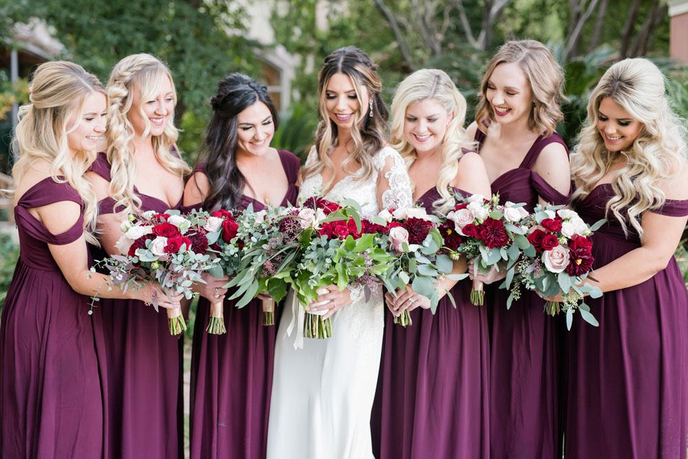 JW Marriott Las Vegas Wedding | Kristen Marie Weddings + Portraits