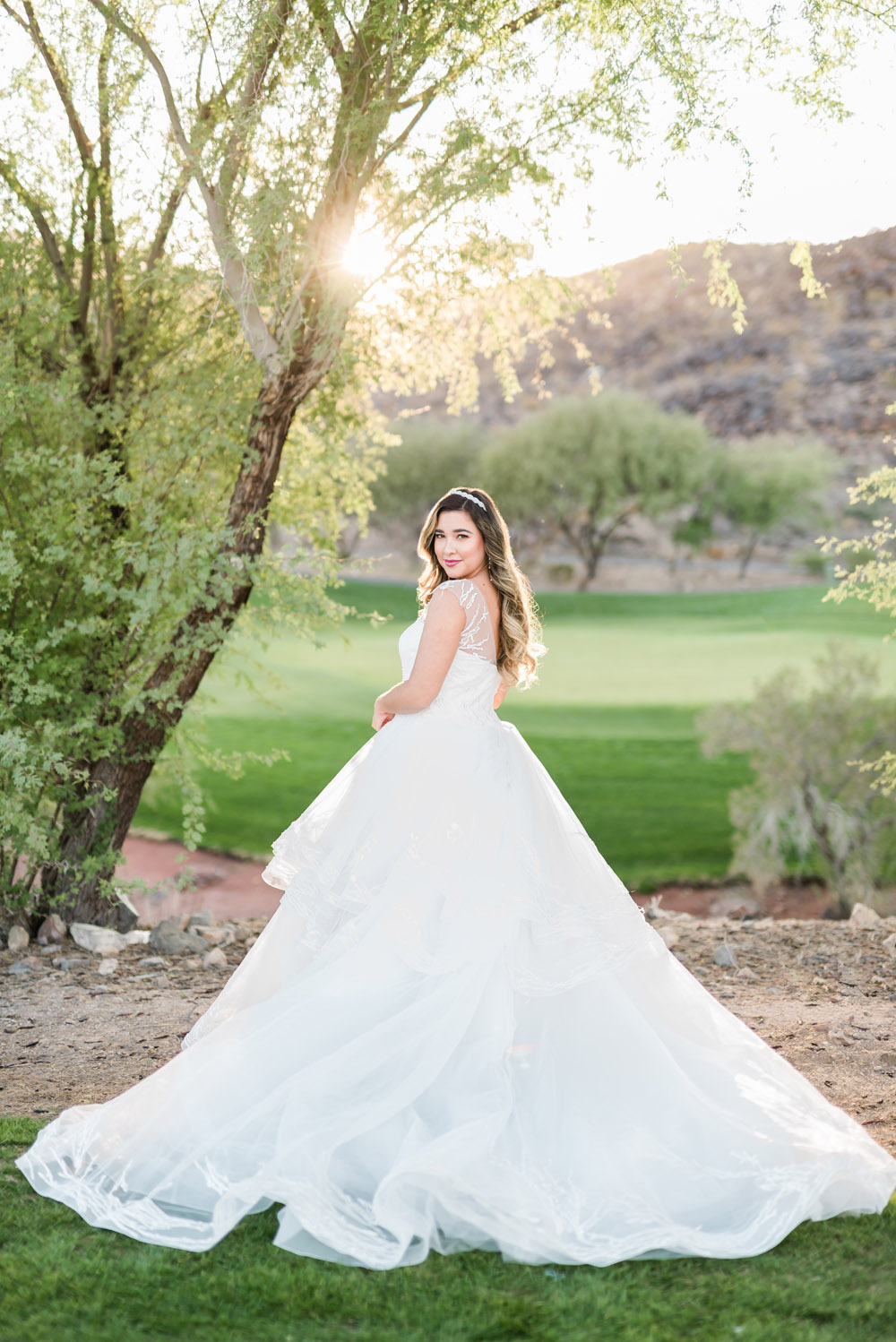DragonRidge Country Club Wedding | Kristen Marie Weddings + Portraits | Las Vegas Wedding Photographer