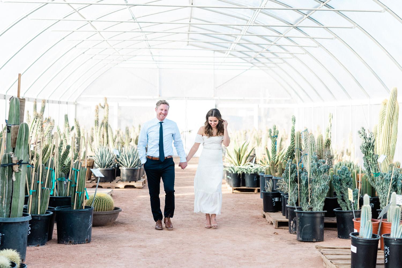 Cactus Joes Elopement | Las Vegas Wedding Photographer | Kristen Marie Weddings + Portraits
