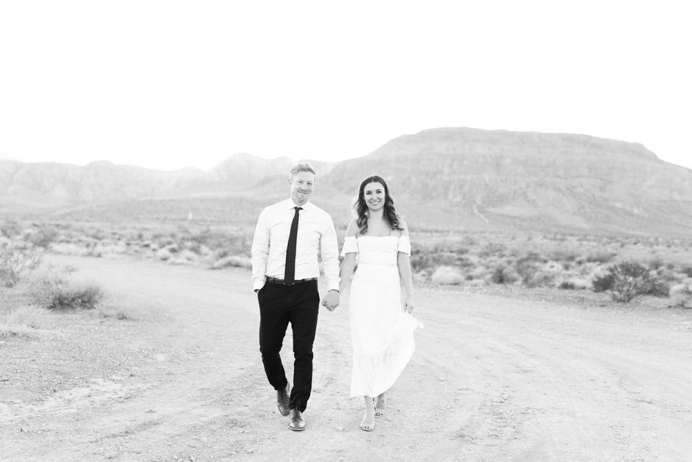 Cactus Joes Elopement | Las Vegas Wedding & Elopement Photographer | Kristen Marie Weddings + Portraits